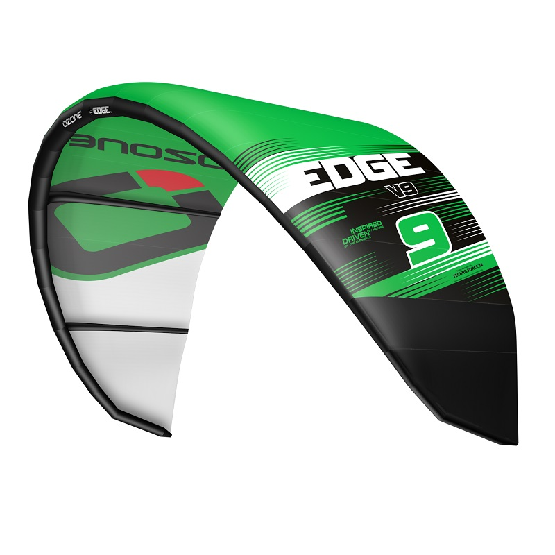 Ozone Edge V9 kleur groen