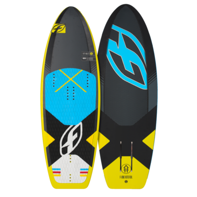 F-One Foilboard 51TS twin-tracks