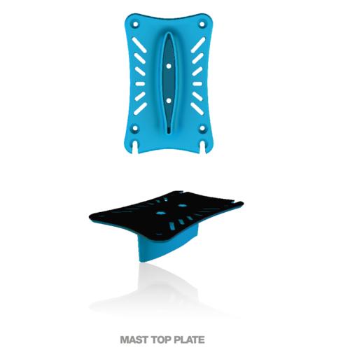 F-one Foil Alu mast top plate