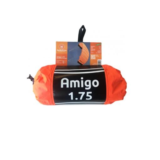 2-lijnsvlieger matras Amigo 1.75 bag
