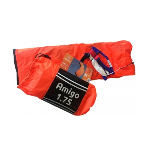 2-lijnsvlieger matras Amigo 1.75 bag contents