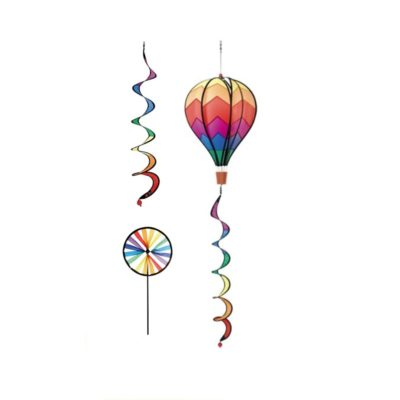 Windgame Set Balloon Twist Wheel