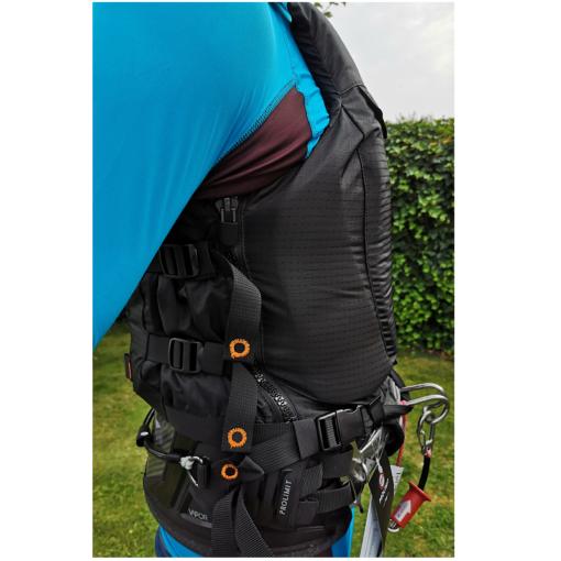 Prolimit Floating Vest Freeride side zip side