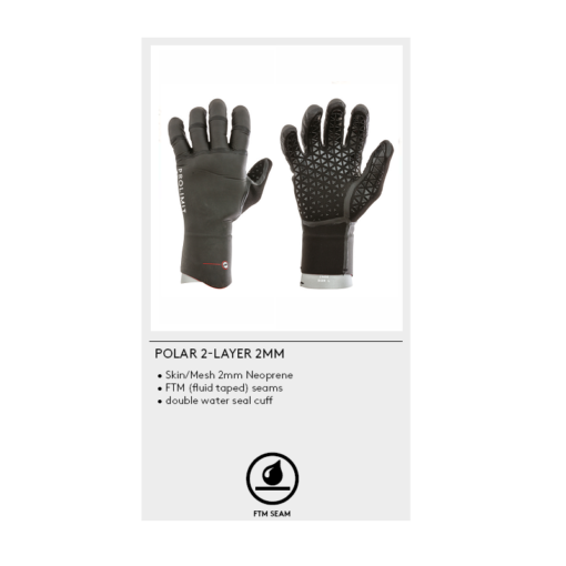 Prolimit Gloves Polar Info