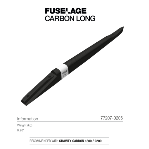 F-ONE-Fuselage-Carbon-Long-new