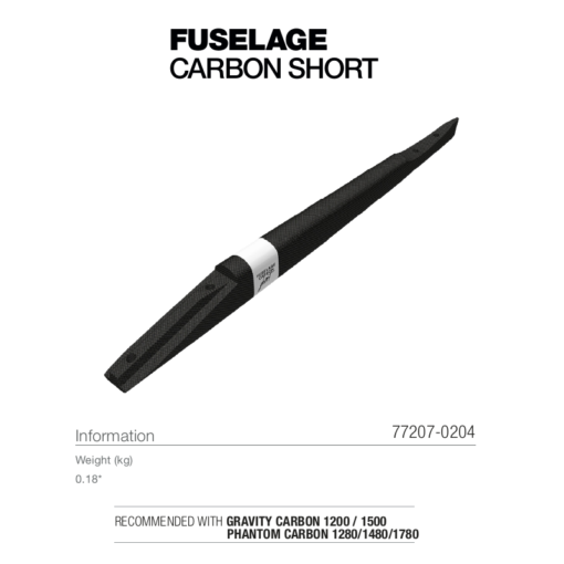 F-ONE-Fuselage-Carbon-Short-new