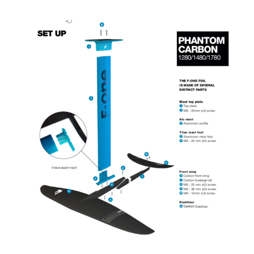F-ONE-PHANTOM-hydrofoil-CARBON-SET-UP