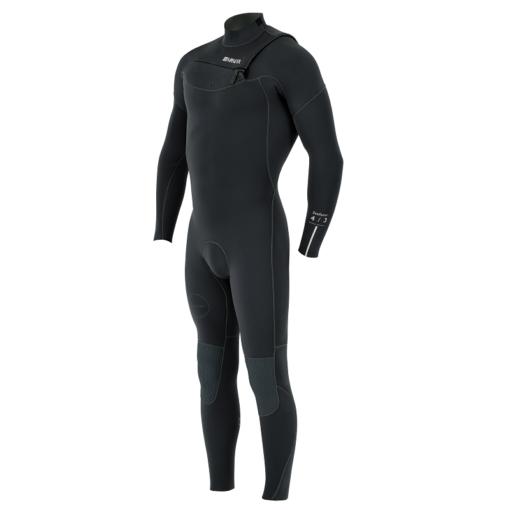Manera_wetsuit_Seafarer_2021_Anthracite_Front